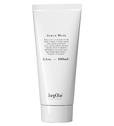 JORGOBE SKIN CARE Scrub Mask 100ml