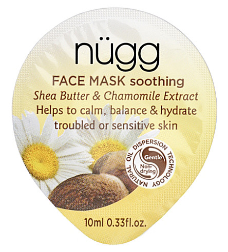 NUGG Soothing face mask