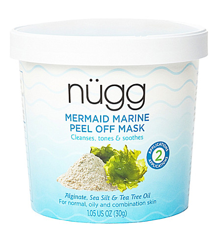 NUGG Mermaid Marine Peel Off Mask 30g