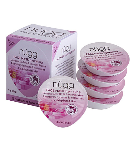NUGG Hydrating Face Masks