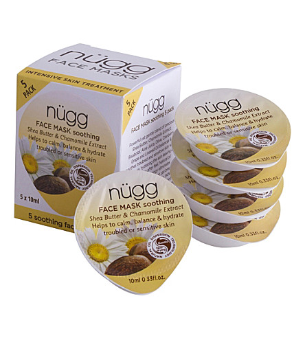 NUGG Soothing Face Masks