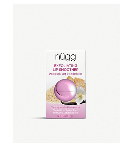 NUGG Exfoliating Lip Smoother