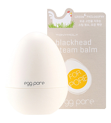 TONY MOLY Egg Pore blackhead steam balm 30g