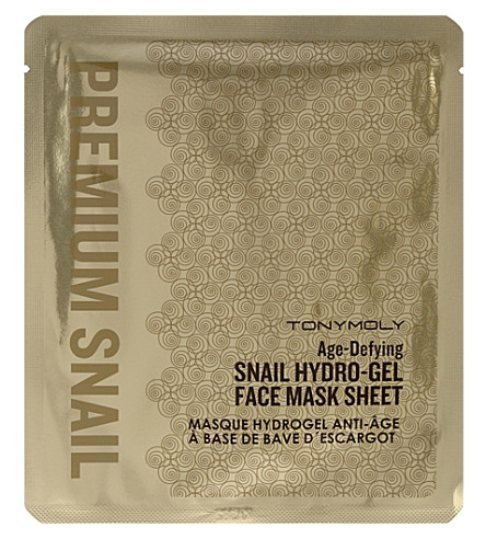 TONY MOLY Intense Care Snail Hydro-Gel Mask