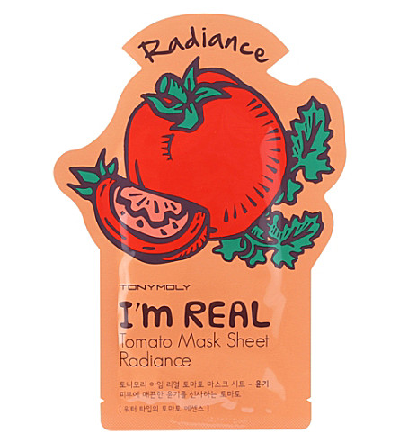 TONY MOLY I'm real tomato sheet mask