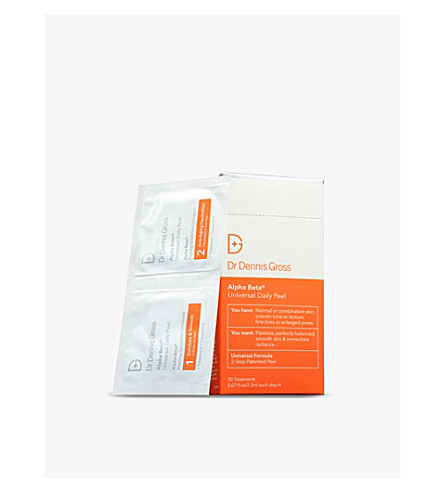 DR DENNIS GROSS SKINCARE Alpha Beta® Universal Daily Peel