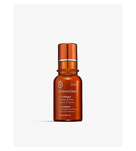 DR DENNIS GROSS SKINCARE C+ Collagen Brighten + Firm Vitamin C Serum 30ml