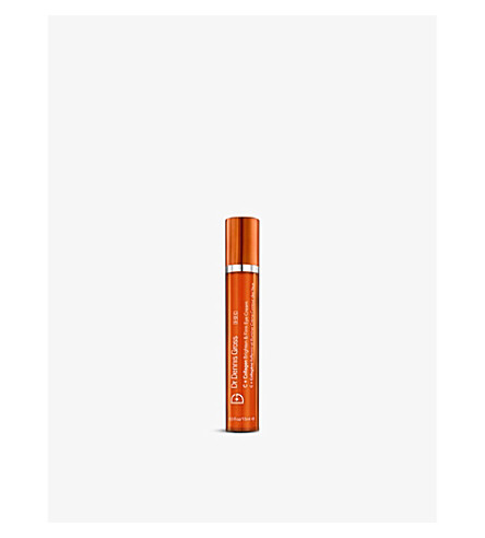 DR DENNIS GROSS SKINCARE C + Collagen Brighten & Firm Eye Cream 15ml