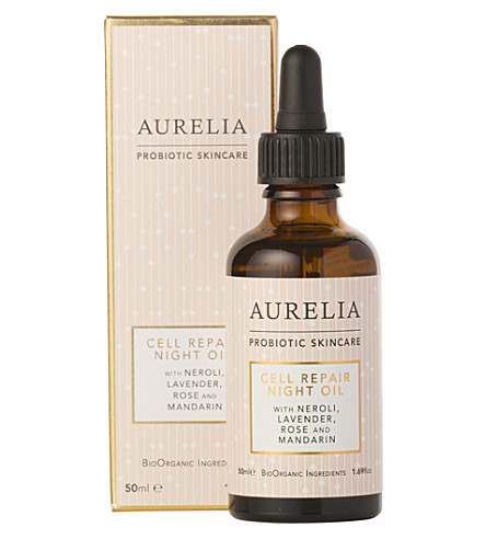 AURELIA PROBIOTIC SKINCARE Cell Repair Night Oil 50ml
