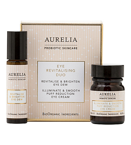 AURELIA PROBIOTIC SKINCARE Eye Revitalising Duo 50ml & 10ml