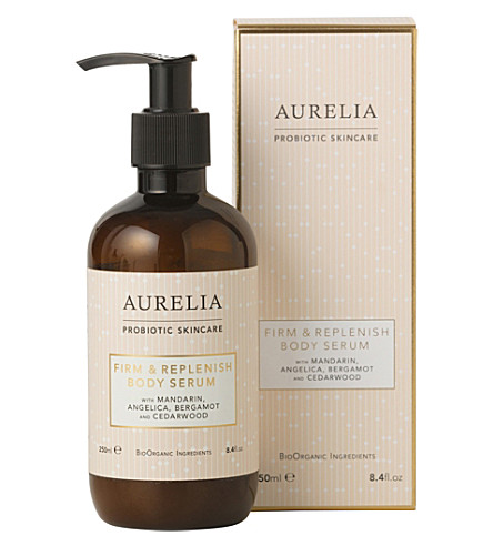 AURELIA PROBIOTIC SKINCARE Firm & Replenish Body Serum 250ml