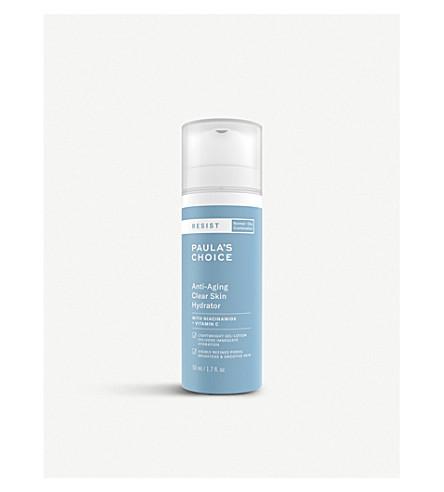 PAULA'S CHOICE Resist Anti-Aging Clear Skin moisturiser 50ml