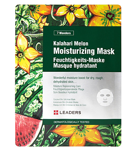 LEADERS Kalahari melon moisturising mask