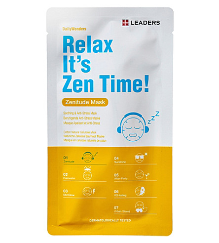 LEADERS Daily Wonders Zenitude Mask