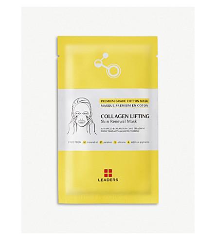 LEADERS Collegen lifting skin renew mask 25ml