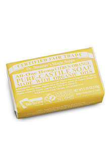 DR. BRONNER Organic Citrus soap bar 140g