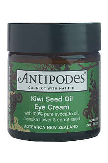 ANTIPODES Kiwi-seed oil eye cream