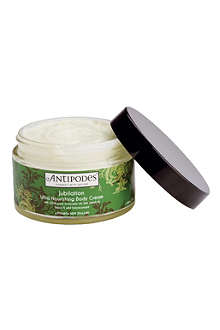 ANTIPODES Jubilation ultra nourishing body cream 200ml