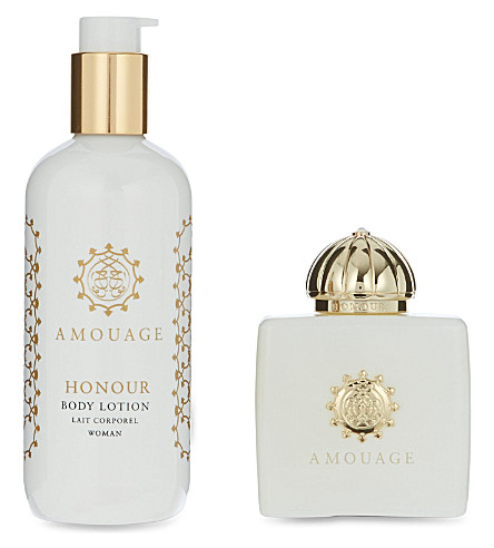 AMOUAGE Honour Woman eau de parfum collection box
