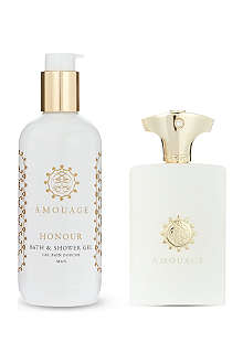AMOUAGE Honour Man eau de parfum collection box