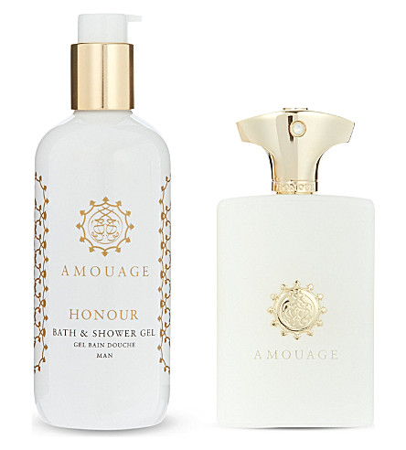 AMOUAGE Honour Man eau de parfum collection box