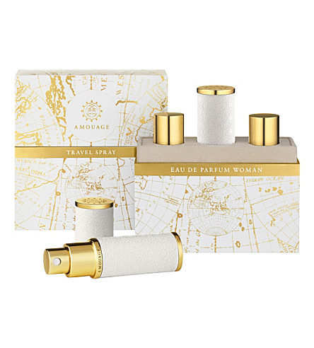 AMOUAGE INTERLUDE WOMAN TRAVEL SPRAY EDP 3 x 10ML