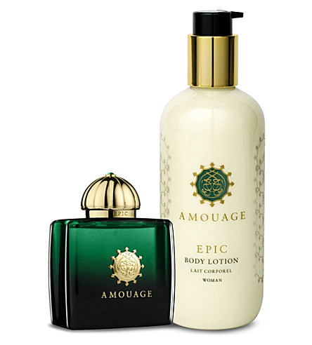 AMOUAGE Epic Woman gift set