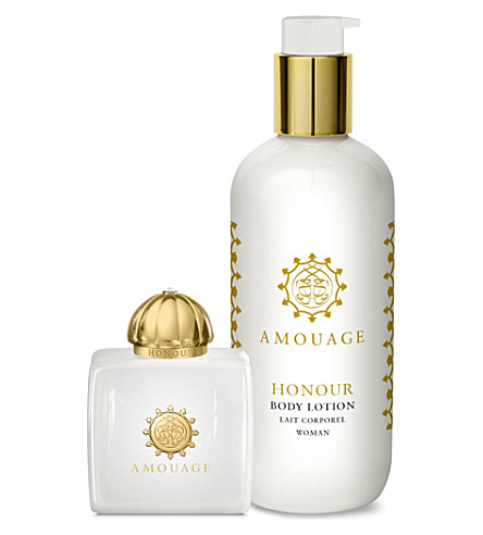 AMOUAGE Honour Woman gift set