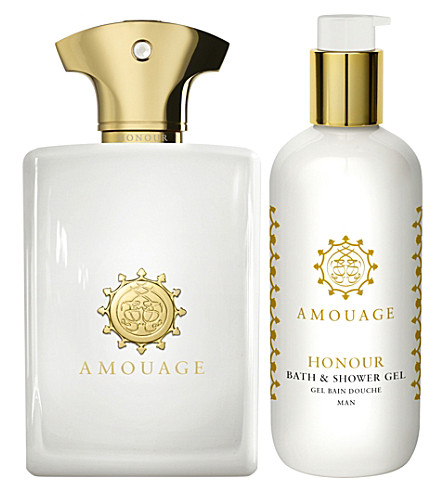 AMOUAGE Honour man gift set