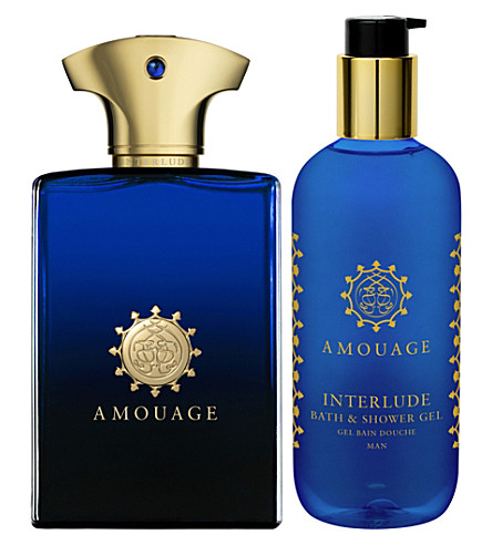 AMOUAGE Interlude Man gift set