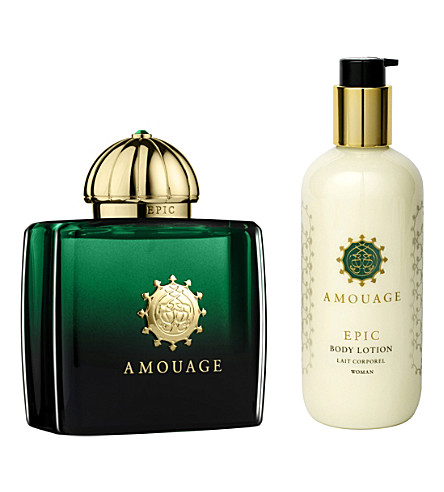 AMOUAGE Epic Woman body lotion 300ml