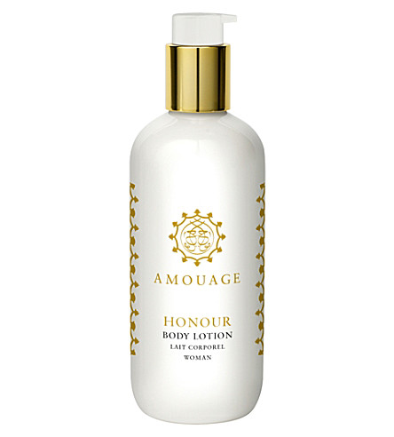 AMOUAGE Honour Woman Body lotion 300ml