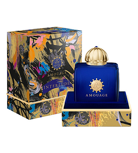 AMOUAGE Interlude Woman extrait de parfum 50ml
