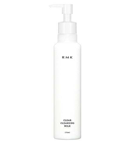 RMK Clear Cleansing Milk 175ml