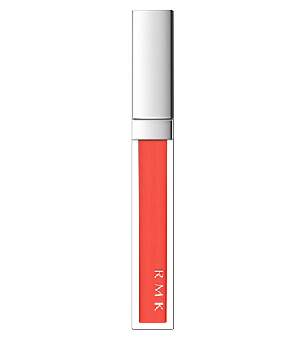 RMK Colour lip gloss (Apricot+flush