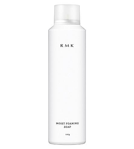 RMK Moist Foaming Soap Refill 160g