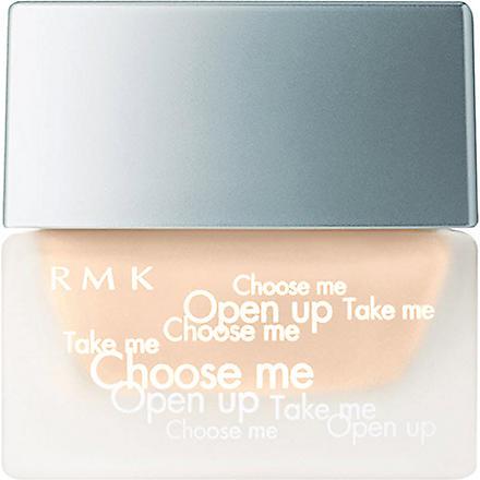 RMK Creamy Foundation (101