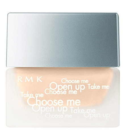 RMK Creamy Foundation (101