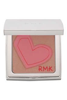 RMK Matte Shiny Cheeks blusher