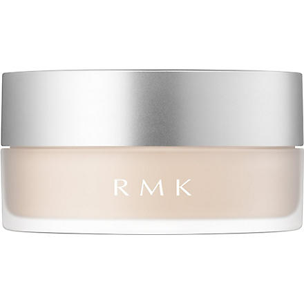 RMK Translucent face powder refill (01