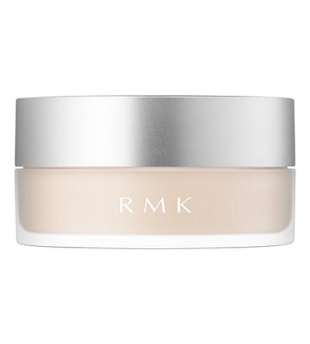RMK Translucent face powder refill (01