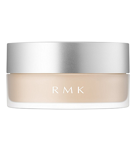 RMK Translucent face powder refill (02