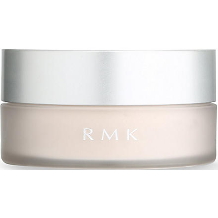 RMK Translucent face powder (01