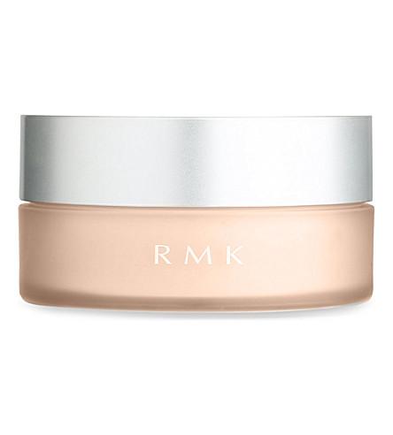RMK Translucent face powder (02
