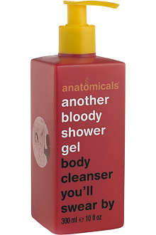 ANATOMICALS Another Bloody Shower Gel 300ml
