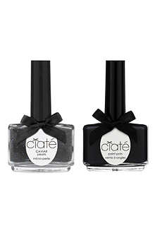 CIATE Caviar Manicure™ kit - Black paint pot