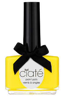 CIATE Big Yellow Taxi Paint Pot - creme