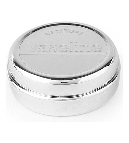 VASELINE Theo Fennell Sterling Silver Lip Therapy holder