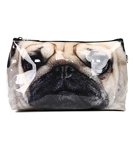 CATSEYE Pug wash bag