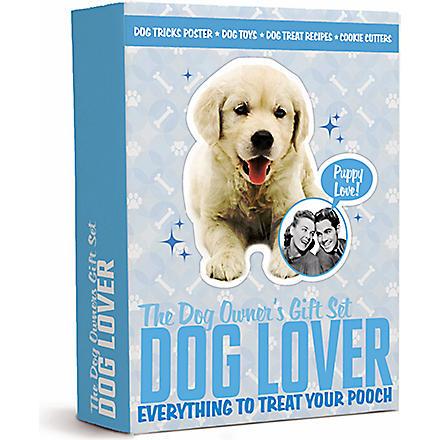 GIFT REPUBLIC Dog owner's kit
